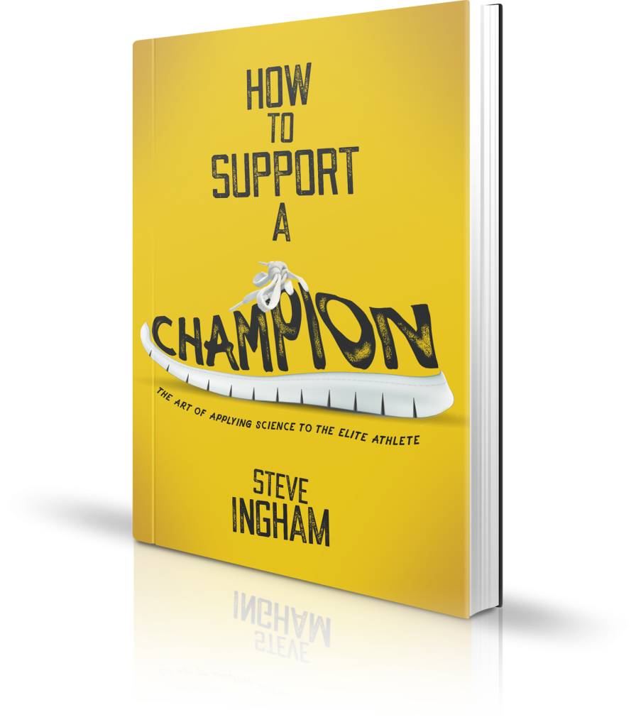 """How To Support A Champion"" Book"