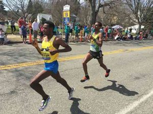 1:59:59 marathon: This year's big athletic talking point