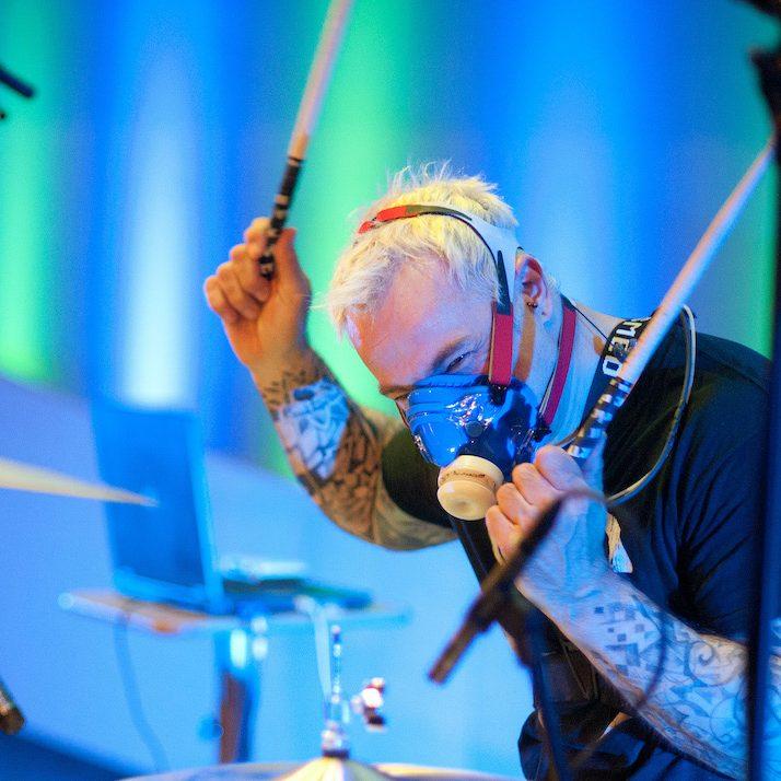 Drumming Mark Richardson